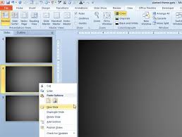 Layout How to Insert a Custom Layout Every Time I Insert a New Slide in PowerPoint