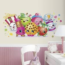 shopkins giant wall decal  birthdayexpresscom
