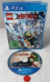 LEGO Ninjago Movie Videogame | PlayStation4 | PS4 | gebraucht in OVP