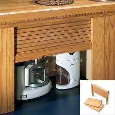 omega national 30 inch w straight appliance garage with veneer door for more information visit image link