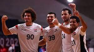 يلا شوت بث مباشر مباراة منتخب مصر لكرة اليد ومنتخب ألمانيا في اولمبياد  طوكيو 2020 (لحظة بلحظة) kora4live الشوط الثاني (مصر98-13ألمانيا)