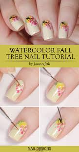 Easy Fall Nail Designs For Beginners Chic Fall Nail Ideas To Fall In Love With