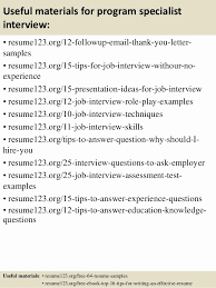 Sample Management Specialist Resume Attractive Logistics Management Specialist Resume Sample