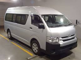 Toyota Hiace Van 2014 available at Autocraft Japan - Color:SILVER ...