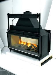 gas fireplace conversion to wood burning fireplace conversion wood to gas wood burning to gas fireplace