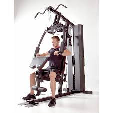 Marcy Stack Dual Function Home Gym 200 Lb Stack Mkm 81010 Walmart Com