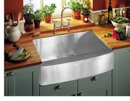 Kitchen  Magnificent Stainless Steel Farmhouse Kitchen Sinks Farmhouse Stainless Steel Kitchen Sink