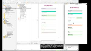 Ios 11 Design Guide Design Textfields Xcode9 Ios 11 Swift 4