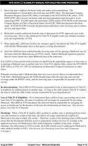 Chapter Four Medicaid Eligibility Pdf