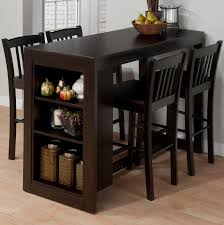 high kitchen table set. The Space Saving Jofran Marlyland Merlot Counter Height Table Set Will Be Perfect Fit For You. Has High Kitchen