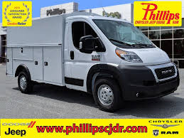 New 2019 RAM ProMaster Low Roof Chassis in Ocala #190676 | Phillips ...