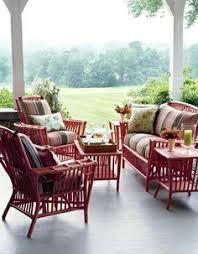 Vintage wicker patio furniture Rocking Eddie Ross Used Dash And Albert Rugs On This Vintage Rattan He Painted Hot Coral Rattan Rattan Garden Furniturebamboo Furnitureporch Rjeneration 106 Best Vintage Wicker Rattan Images In 2019 Rattan Wicker