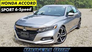 For years, honda has teased us with glimpses of the civic type r ripping around on foreign soil; 2020 Honda Accord Sport 2 0t 6 Speed Manual Best Sport Sedan Youtube