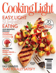 Cooking Light Healthy Cooking Light Ambers Media Blog
