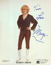 Margo Smith - Autographed Inscribed Photograph   HistoryForSale Item 54323