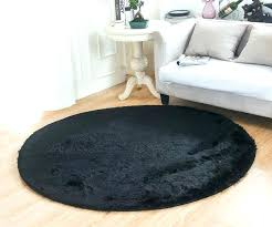 4 ft round rug medium size of modern rugs for solid brown round area rug
