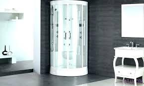 interesting steam shower kit steam shower kit inch x enclosure with bathroom sauna showers room sure interesting steam shower kit
