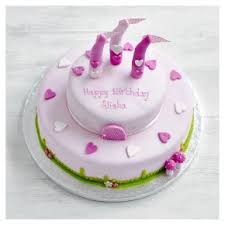 Fiona Cairns Fairy Castle Cake Waitrose Partners
