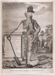 morbid anatomy death and life contrasted or an essay on death and life contrasted or an essay on man undated 1750 1770