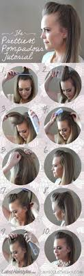 5 Minute Hairstyles For Girls 23 Five Minute Hairstyles For Busy Mornings