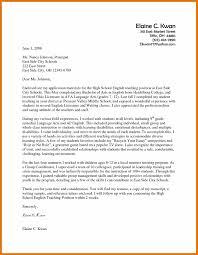 Esl Teacher Cover Letter Example Free Download Billigfodboldtrojer