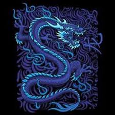 Details About Blue Dragon Size Youth Small To 6 X Large T Shirt Pick Your Size