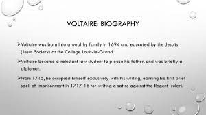 voltaire essay dissertation candide voltaire voltaire an essay on  voltaire candide or optimism prepared by dr hend hamed 5 voltaire charlemagne essay