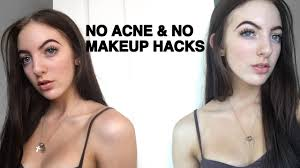 you how i got rid of my acne how to look feel good without makeup