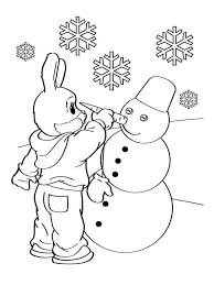 Small Picture Winter Nature Coloring Sheets Coloring Coloring Pages