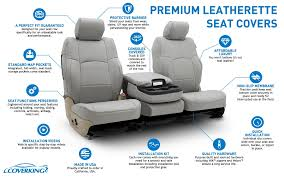 note coverking seat covers are a custom made and can take 10 15 business days for manufacturing