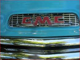 1955-1959 GMC Hood Emblems – Jim Carter Truck Parts