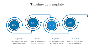 Timeline On Ppt Growth Analysis Timeline Ppt Template