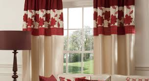 curtains curtains and ds beautiful bright red curtains discover curtain brackets shining bright red valance