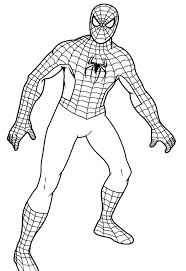 Spiderman Coloring Pages Pdf Coloring Sheets Coloring Book Coloring