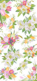 Spring Floral iPhone Wallpapers ...