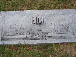 Byron Alexander Rice (1885-1956) - Find A Grave Memorial
