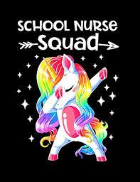 Funny nurse unicorn dabbing gift tshirt le meilleur prix dans Amazon  SaveMoney.es