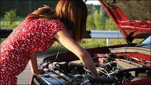 Hasil gambar untuk gambar bengkel mobil rusak