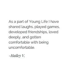 Young Life Quotes Inspiration 48 Best Wyldlife Images On Pinterest Birthdays Childhood Games