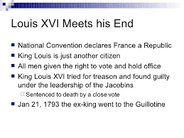 french revolution and the reign of terror  9