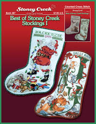 Cross Stitch Stocking Patterns Fascinating Best Of Stoney Creek Stockings I Cross Stitch Pattern 48Stitch
