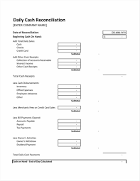 register balance sheet money drawer balance sheet template