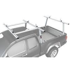 Aluminum Full Size Pickup Truck Bed Ladder Racks w/Over Cab ...