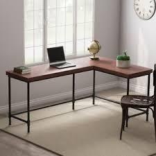 corner home office desks. 67-Industrial-Reversible-L-Shaped-Corner-Home-Office- Corner Home Office Desks