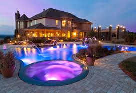 home swimming pools at night. Pool \u0026 Spa Depot, A Custom Builder Offers Inground Construction, Above Ground Installation More To Nashville, Brentwood Clarksville Home Swimming Pools At Night N