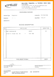 Receipt Travel Invoice Template Excel Expenses Ms Service