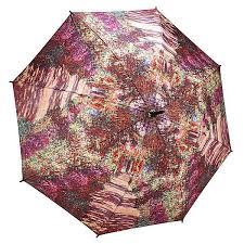galleria stick umbrella monet s pathway in garden