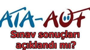 ATA AÖF sınav sonuçları ne zaman açıklanacak? (11-12 Mayıs sınavları) -  Haberler Milliyet