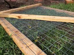 diy wooden garden fence gate 15
