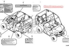 pioneer 1000 wiring diagram wiring diagram blog honda pioneer 1000 parts fish now available the honda side pioneer 1000 wiring diagram